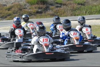 80 �quipes au d�part de l'�dition 2011 de la rencontre nationale de Karting � Salbris (41)